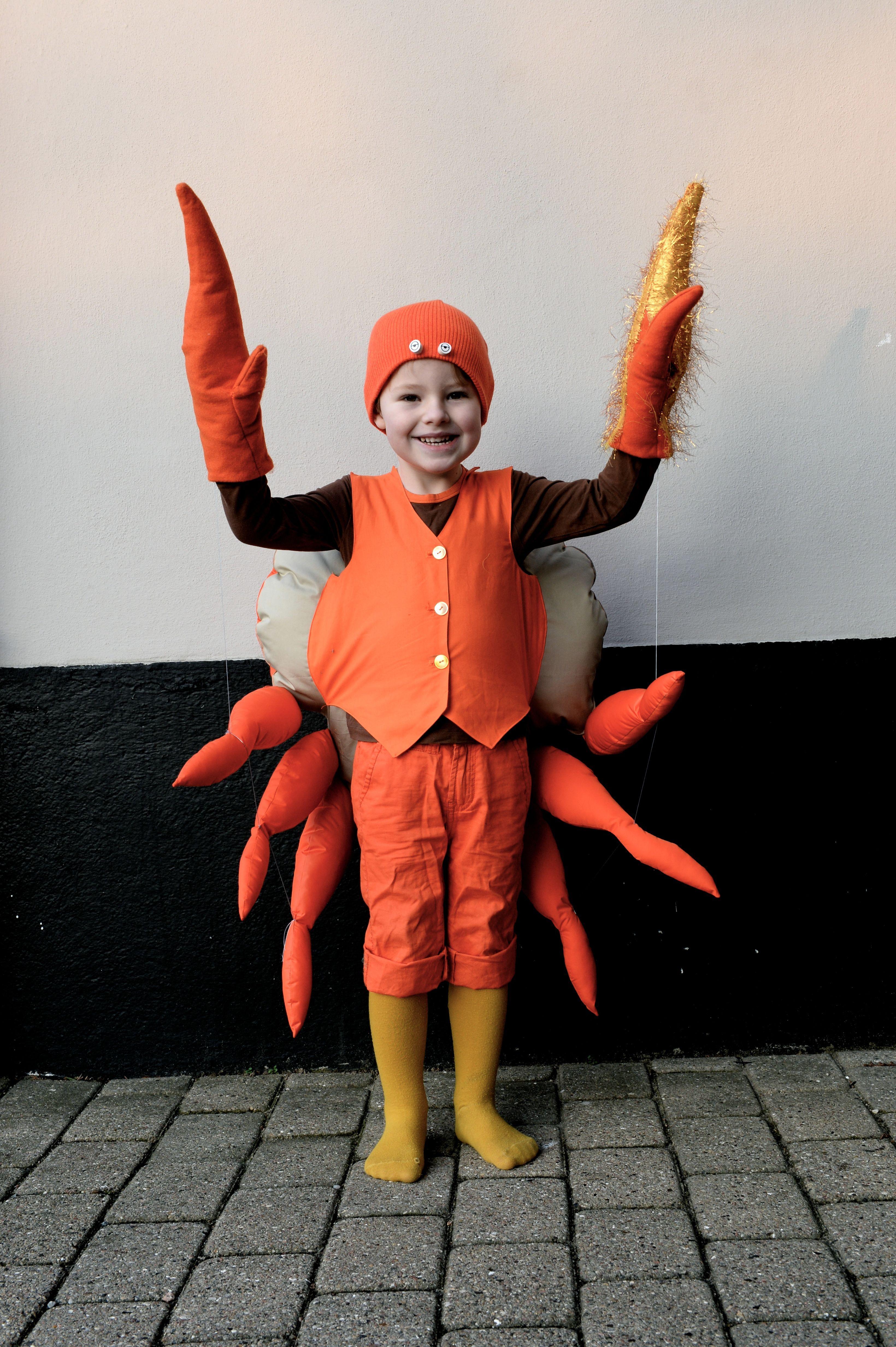 crab costume kids dress up pinterest crab costume and