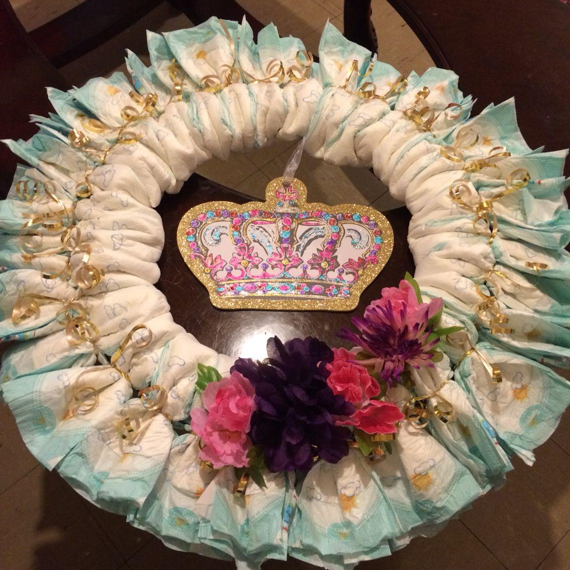 Princess Jazlyn diaper reef
