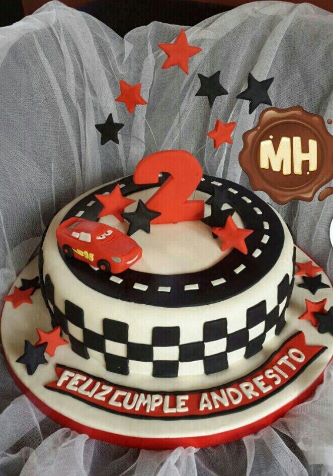 Torta Cars Tortas Pinterest Cars Fondant And Cake