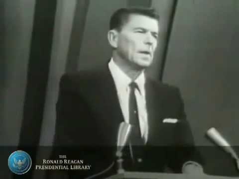 Ronald Reagan Warns America - YouTube