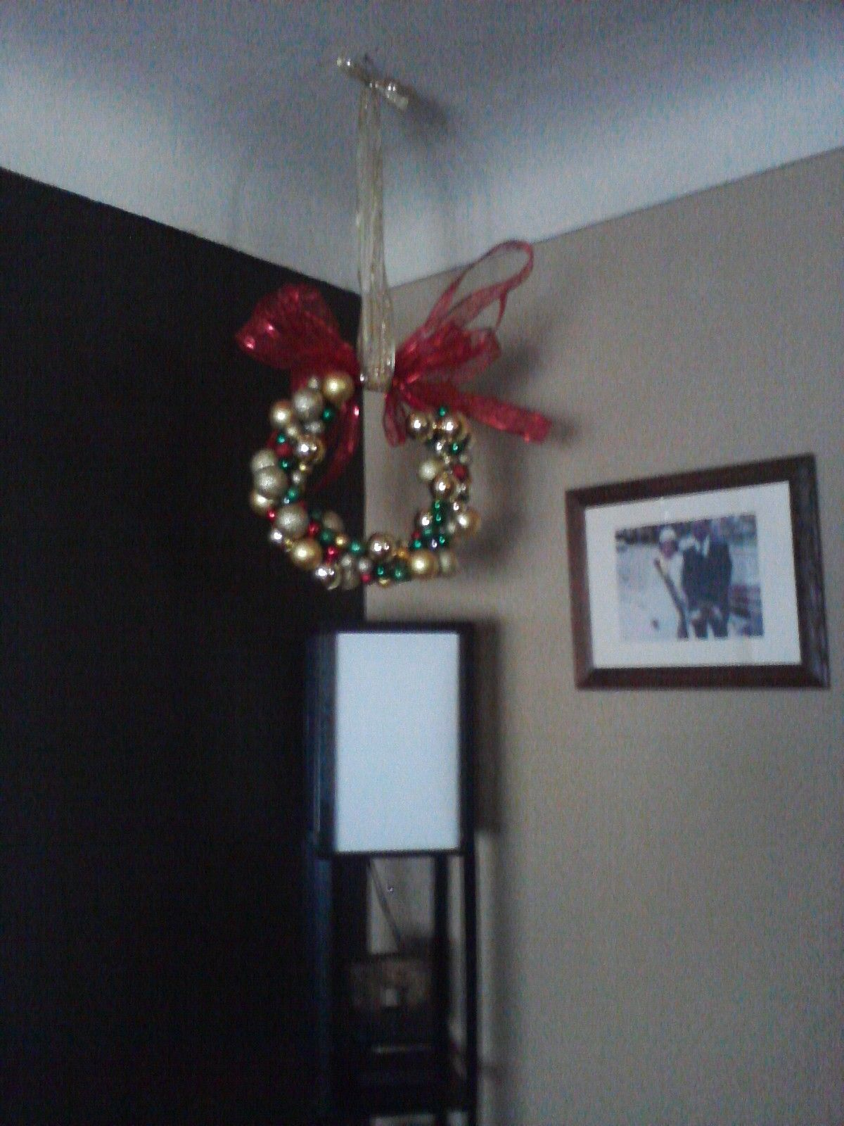 Bulb wreath