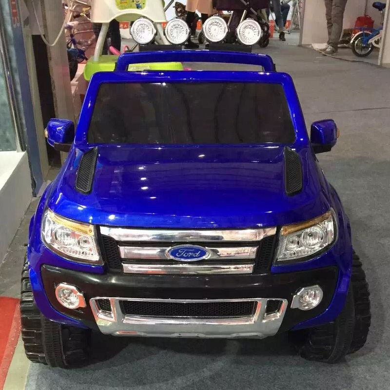 Ford Ranger Painted Blue