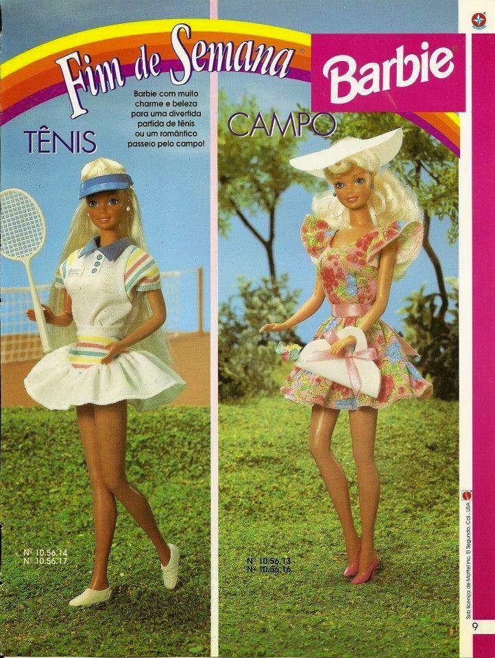 Barbie Fim de Semana 1995