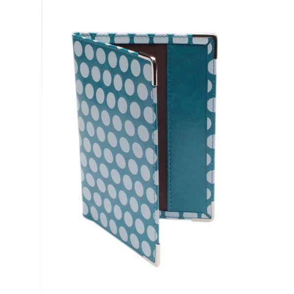 Post Office Polka Dot Passport Cover - POF00143