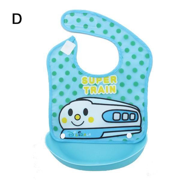 3d silicone bébé bavoirs Unisexe