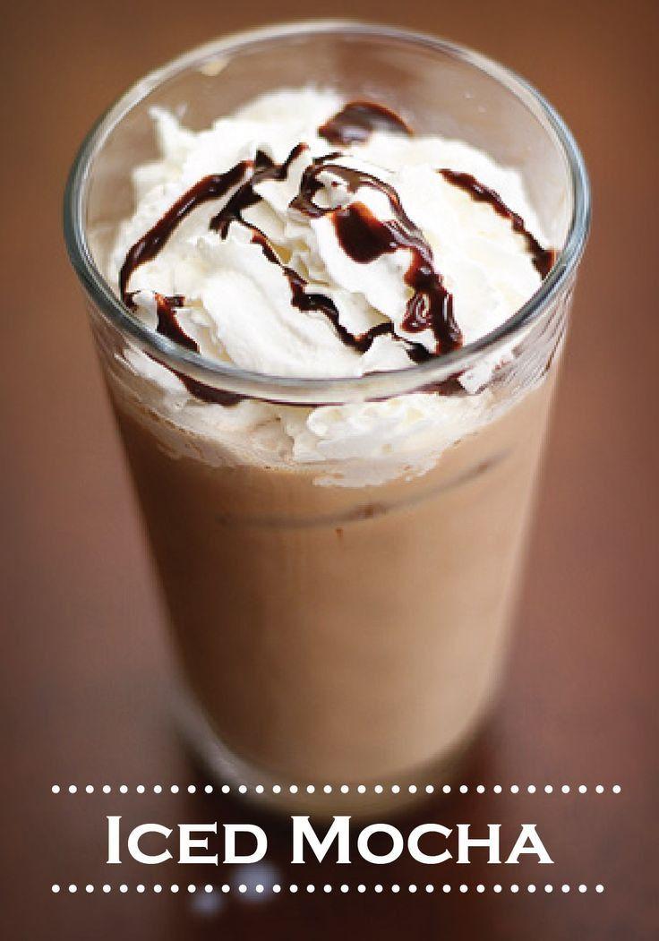 My Newest Obsession. . . Mocha recipe, Coffee recipes, Food