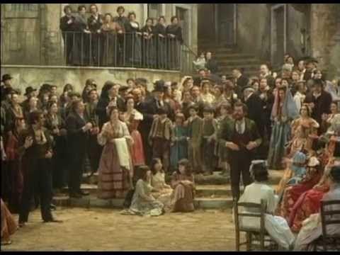 Cavalleria Rusticana (Plácido Domingo, Elena Obraztsova, Renato Bruson, Fedora Barbieri; 1982)