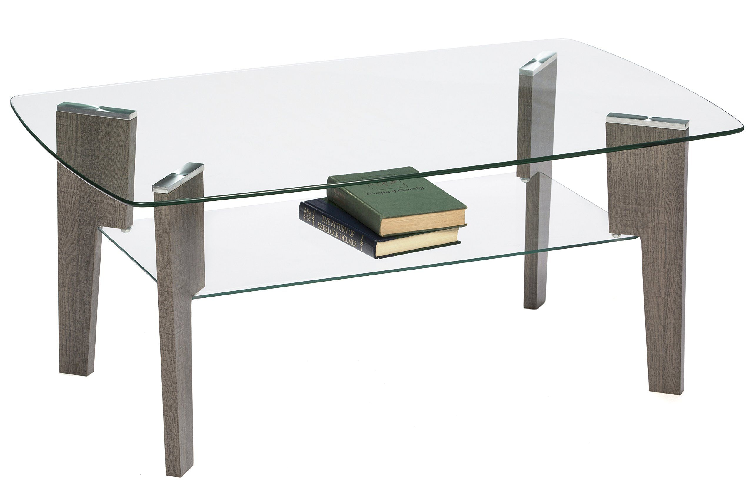 Mango Steam Mid Century Modern Glass Top Coffee Table 41 4 L X 25 5 W Click On The Pictur Coffee Table Glass Top Coffee Table Round Coffee Table Living Room [ 1650 x 2560 Pixel ]