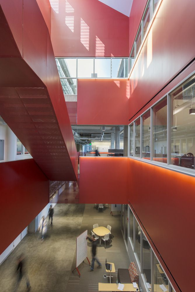 Gallery Of Paccar Environmental Technology Building Lmn