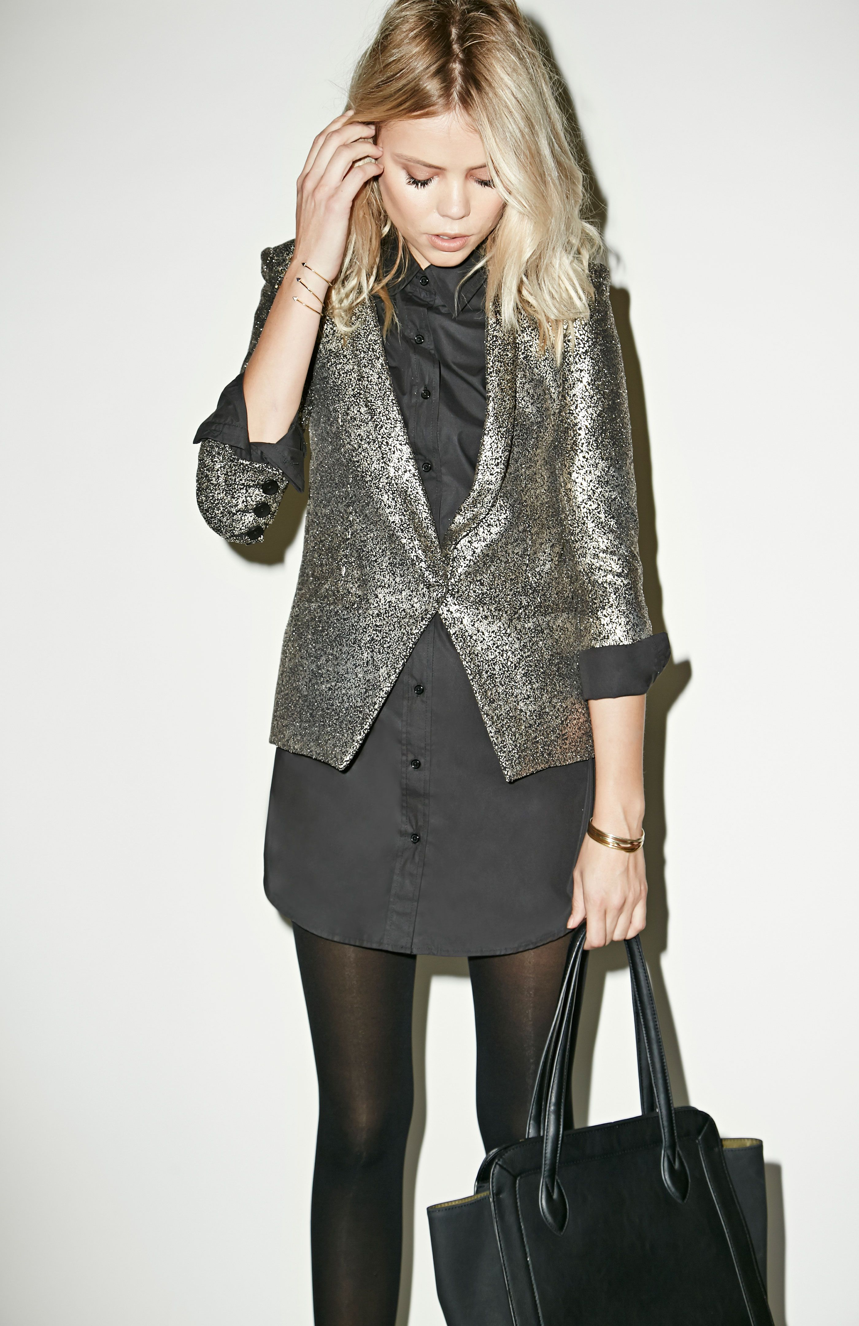 the perfect all-around outfit. work/day/night.   FASHION   Pinterest ...