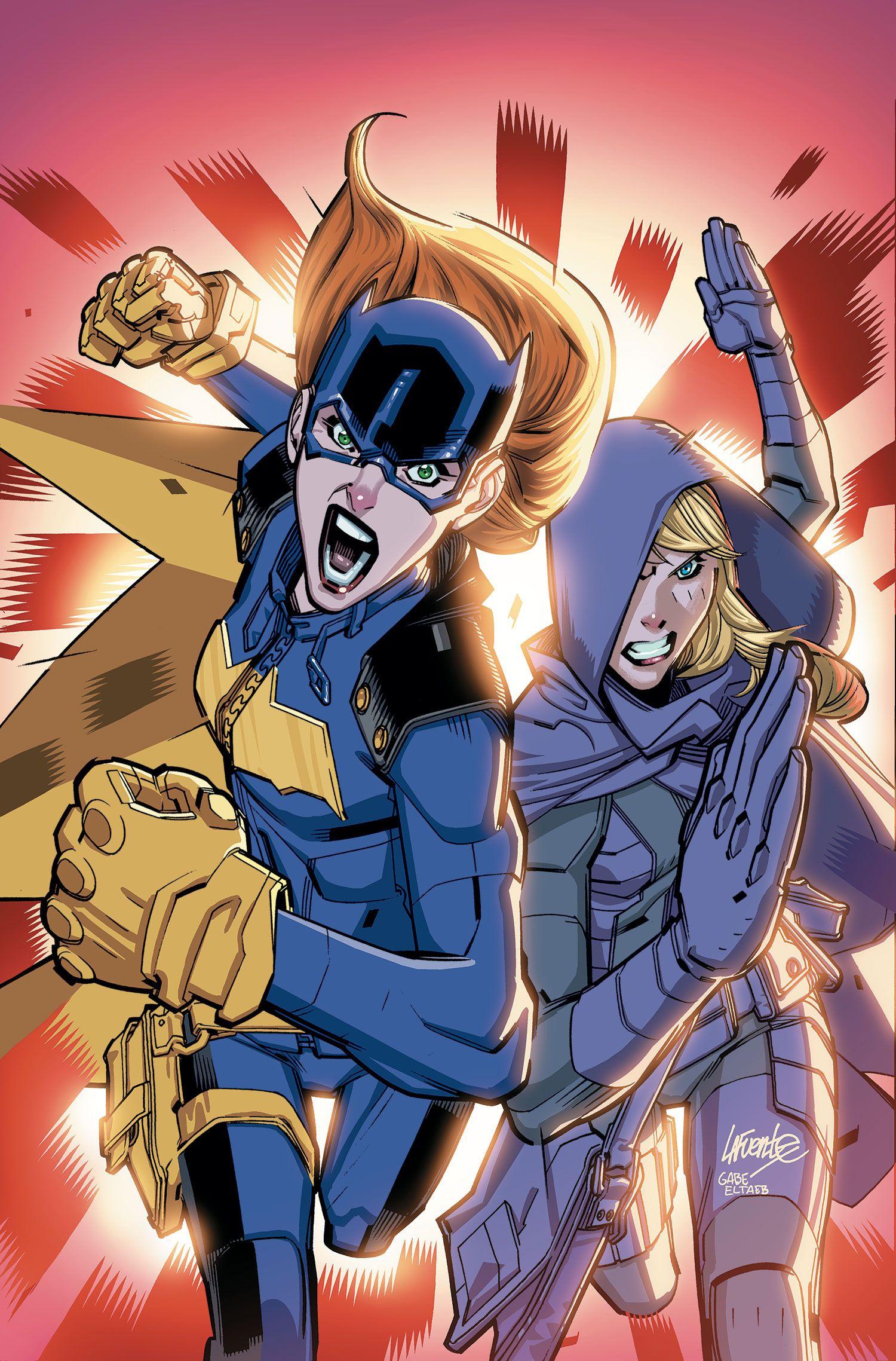 Spoiler Stephanie Brown in Batgirl Vol 4 46 Cover Art