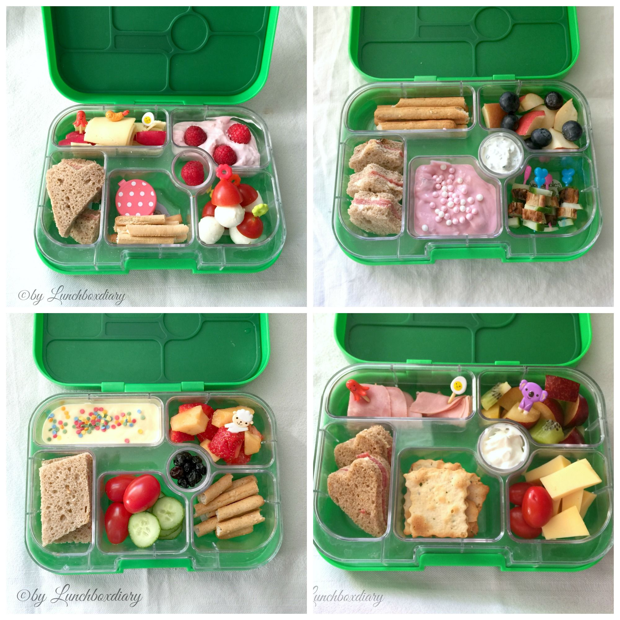 yumbox classic im test die lunchbox f r jeden tag via lunchboxinspiration. Black Bedroom Furniture Sets. Home Design Ideas