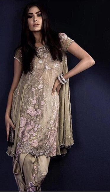 aa66a18bcf Sana Safinaz Embroidered Suit, Ladies Replica Suit, Replica Shop Online