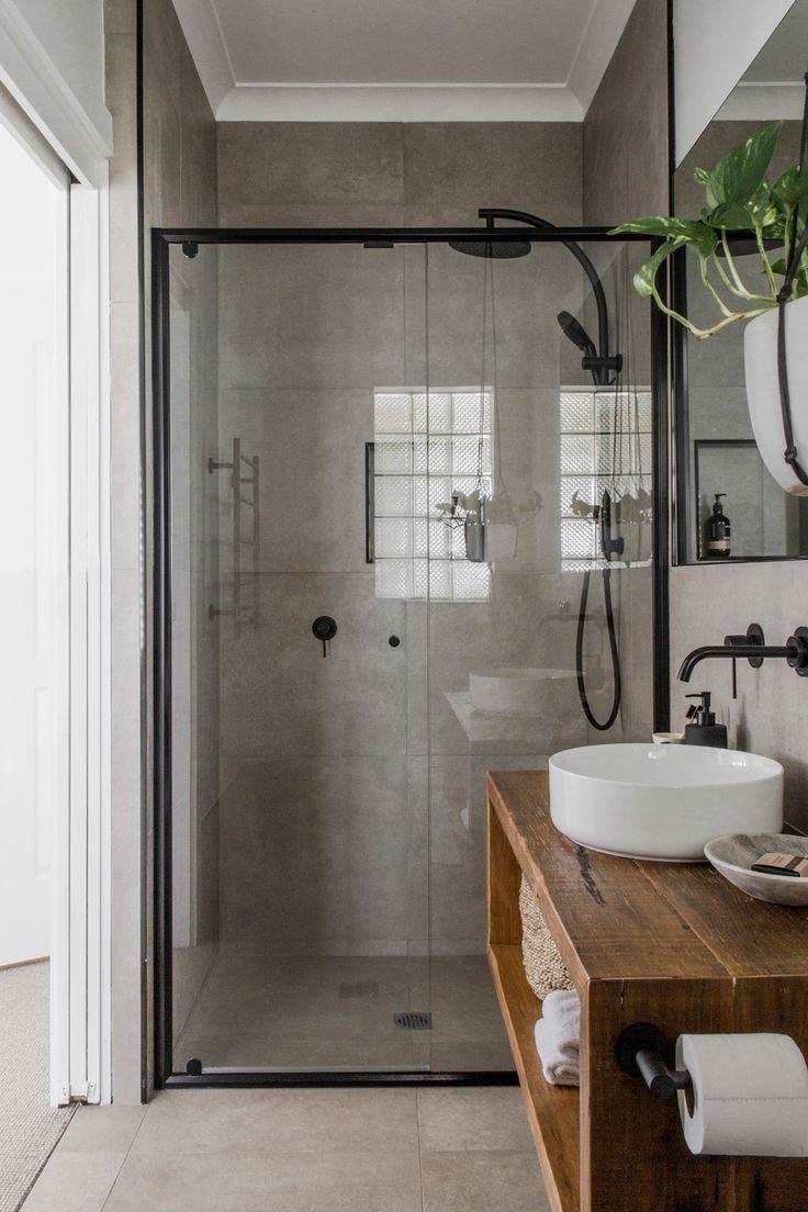 Hendrix Harlow Abierto Vanity Industriedesign Hauser Badezimmer Rustikal Badezimmer