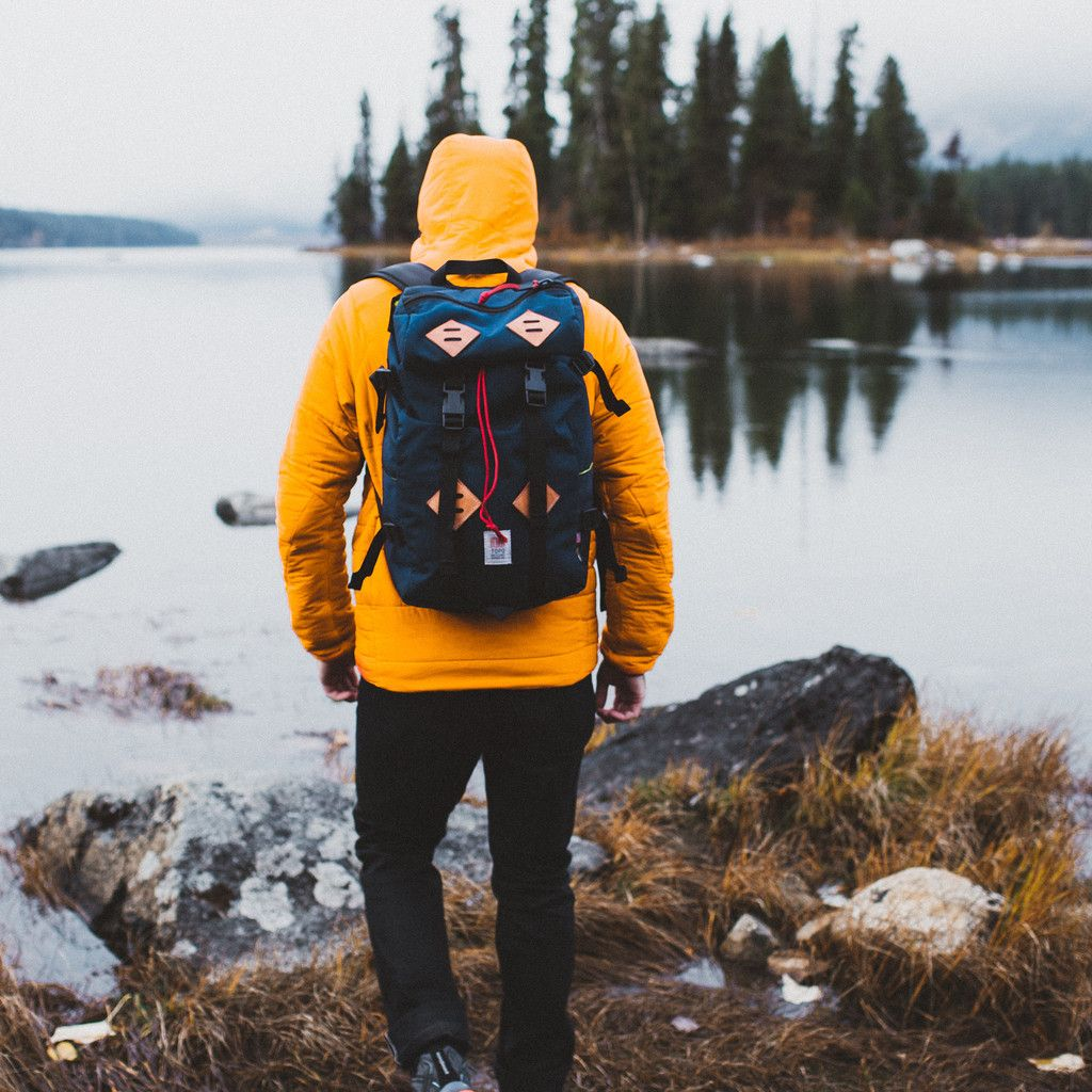 Topo Designs Klettersack 22L Backpack Made in USA | Topo Designs