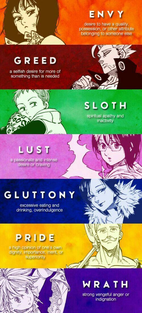 Épinglé par Syvillyenne Vic sur Anime quote Nanatsu no