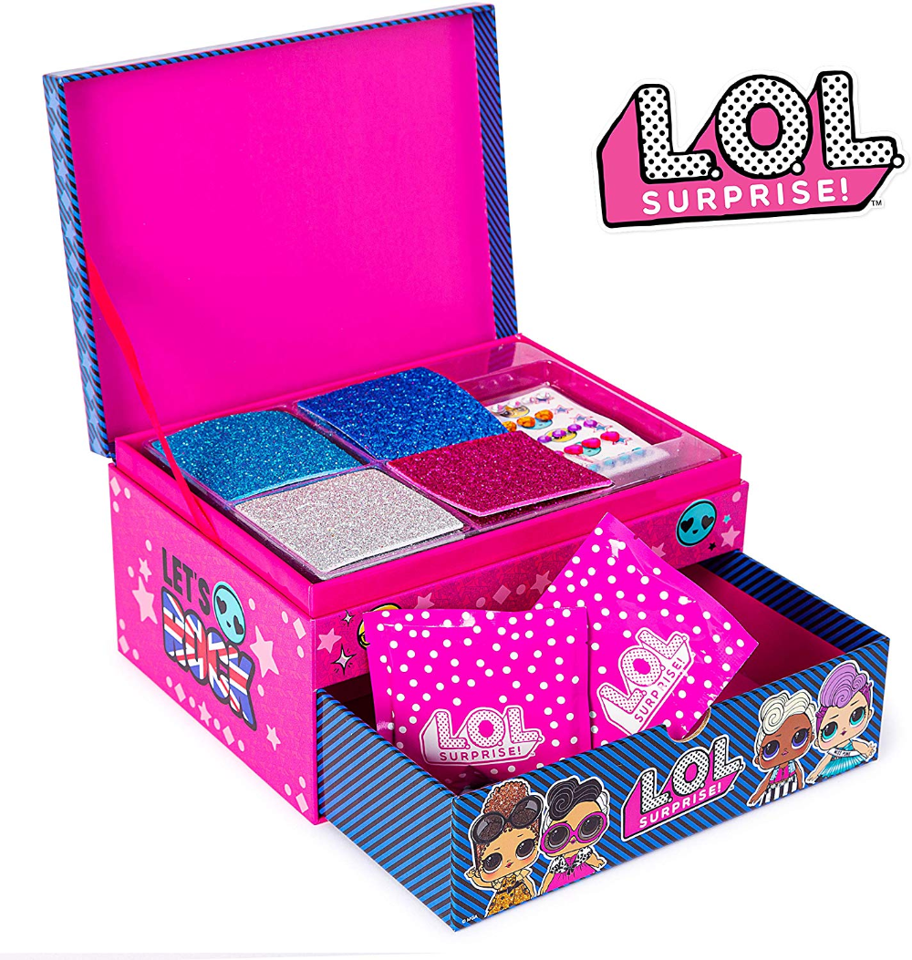 L.O.L. Surprise ! 420012/19 Decorate Your Own Jewellery