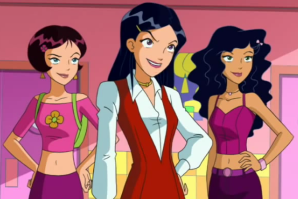 Mandy Totally Spies Aesthetic