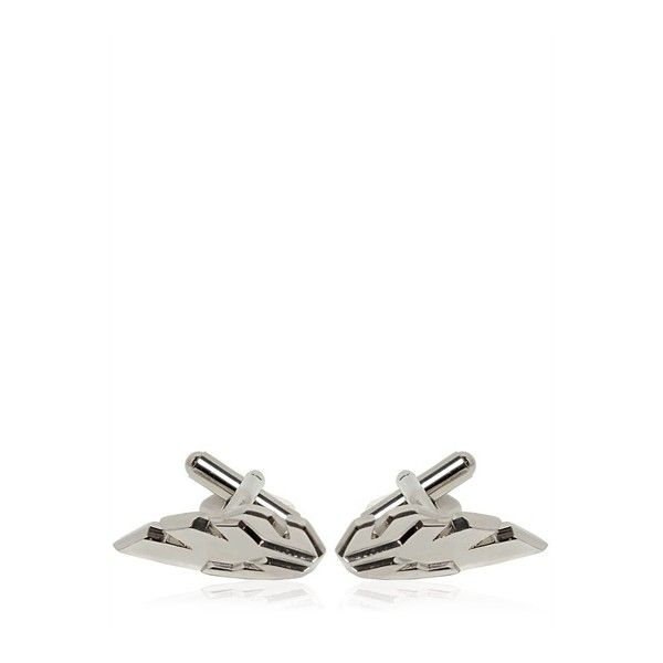 Givenchy WINGS BRASS CUFFLINKS AbB85lhm