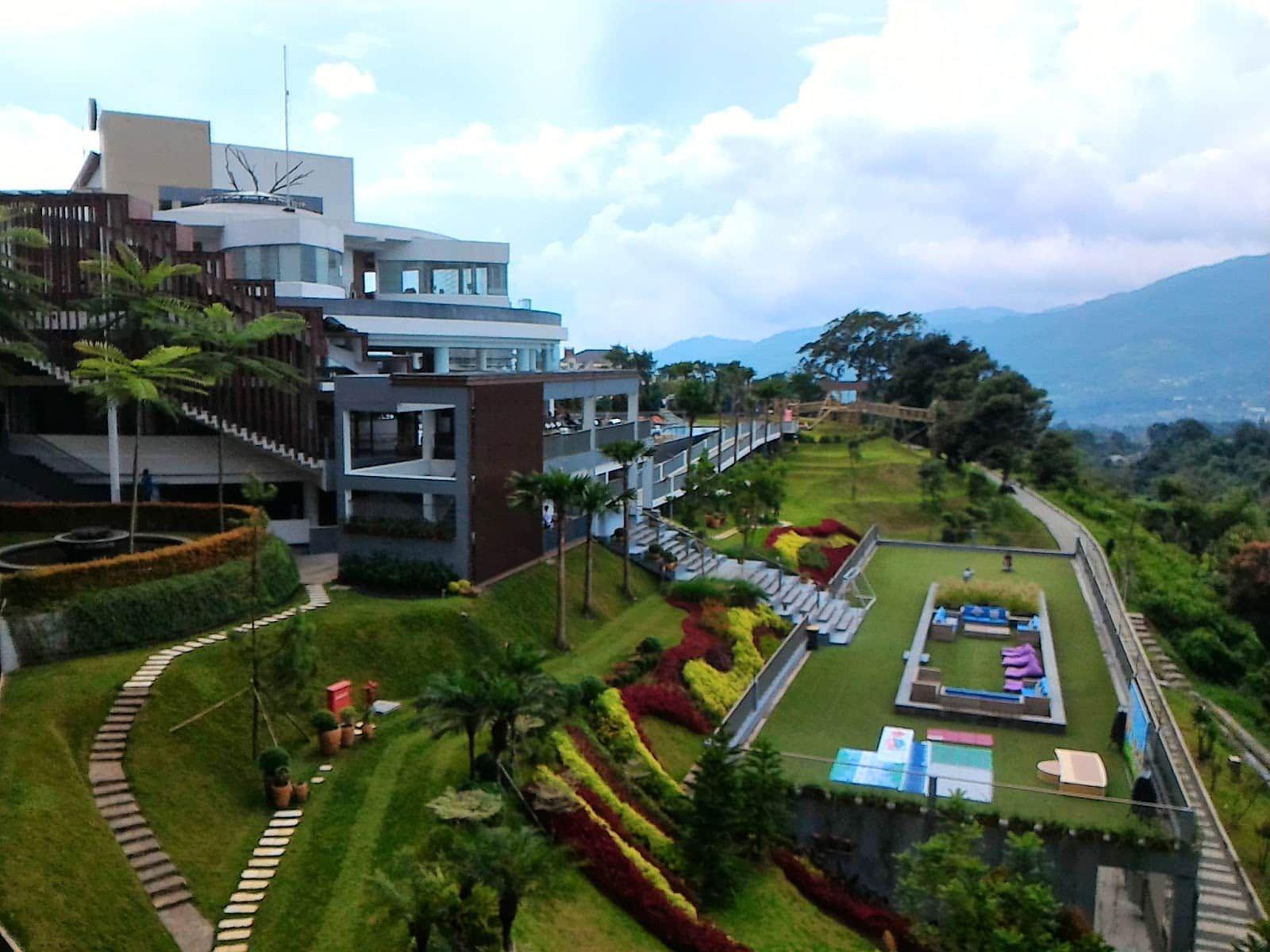 Pesona Alam Resort Hotel Spa Bangunan