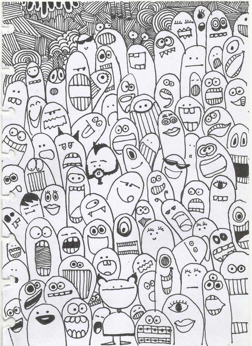 pin von kelley yeong auf doodle  kritzelzeichnungen