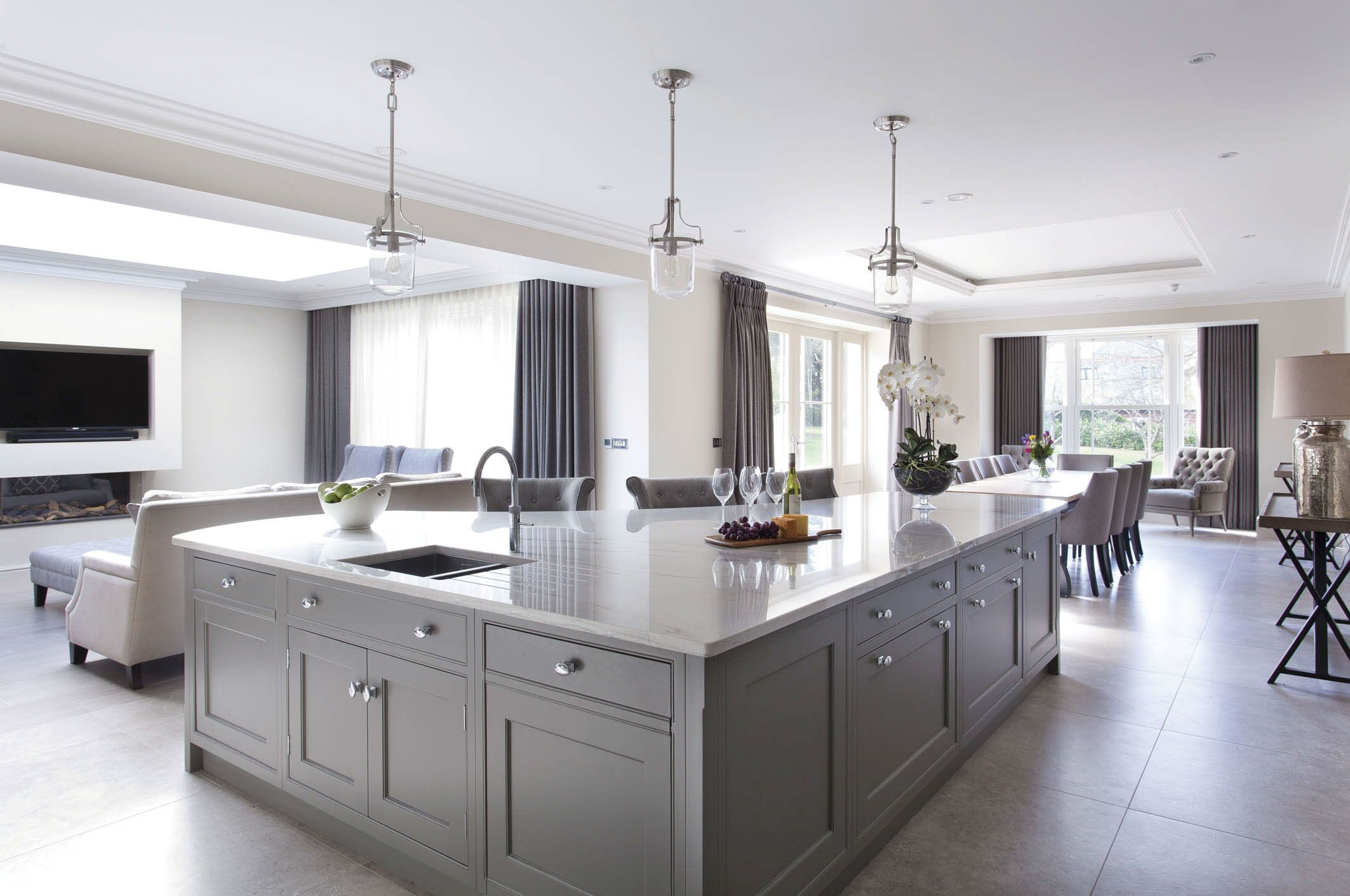 Canavan Interiors Kitchen Collection, Including Contemporary German Kitchens,  Classic Handpainted Kitchens And Bespoke Furniture. Locations Include  Belfast ...