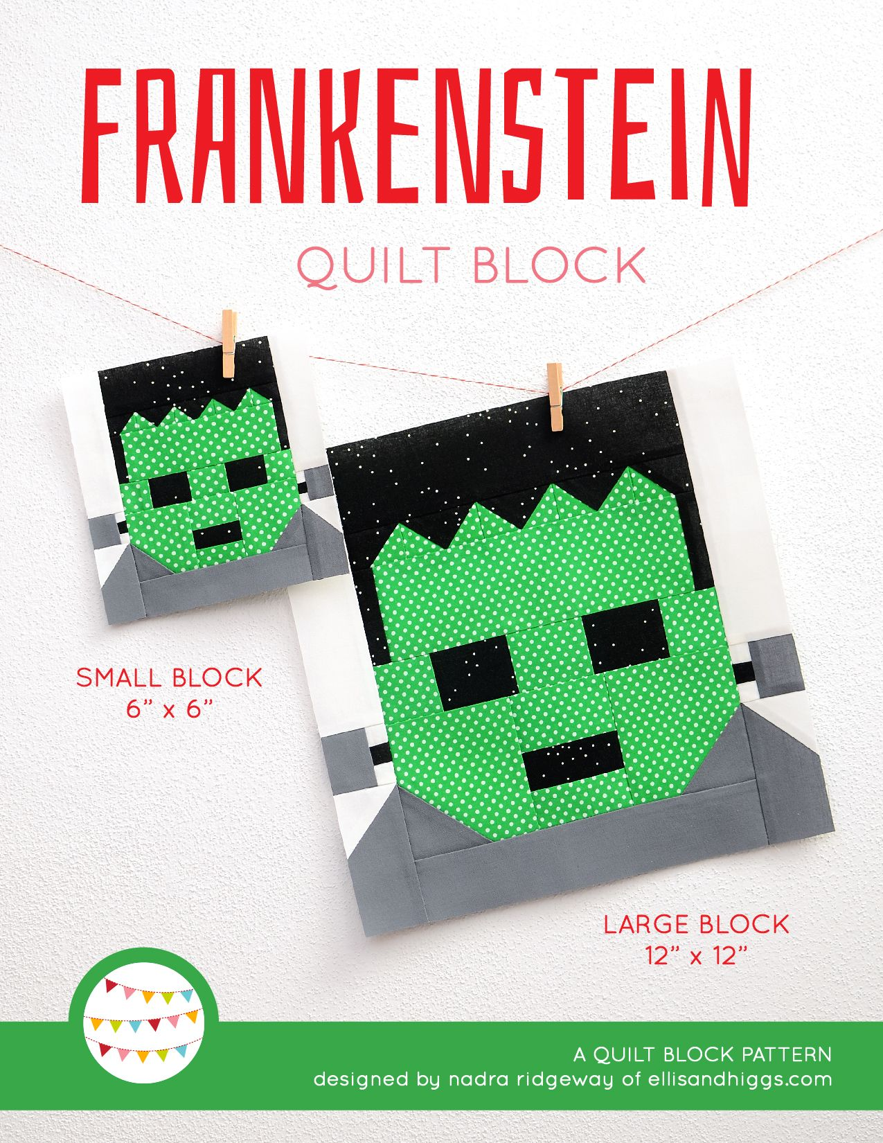 Halloween quilt patterns availabe now #tippsundtricks