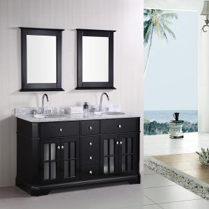 Bathroom sink and cabinet set also http smallthingsconsidered info