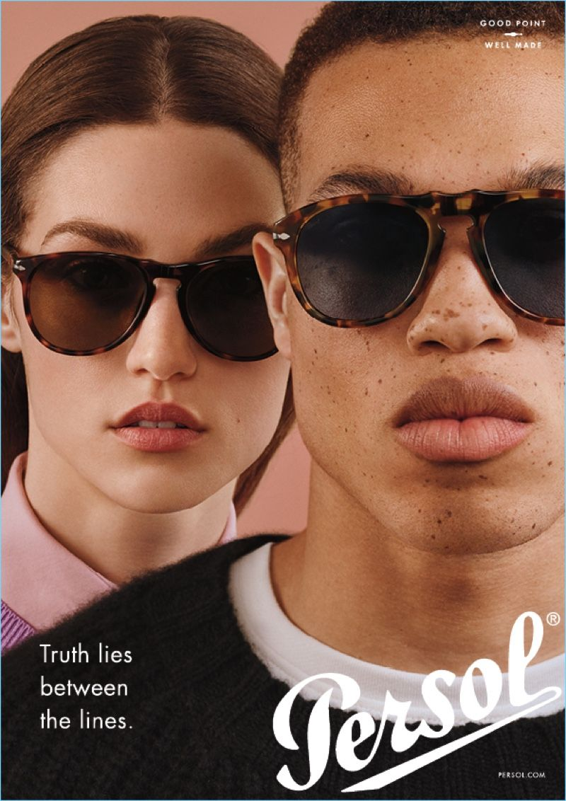 Persol CampaignFashion Made Campaigns Good PointWell Launches SUpzVM