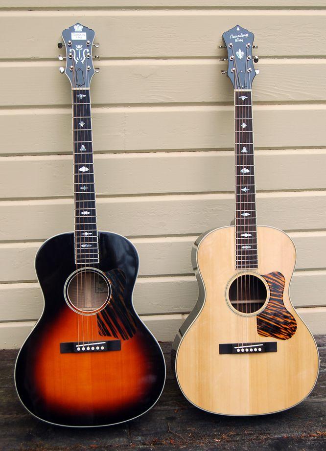 New Guitar On The Block Recording King 13 Fret Rnj 17 Guitar Acoustic Guitar Guitar Gear