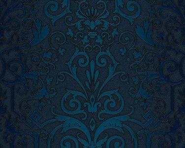 tapete versace home vliestapete 93545 4 935454 barock struktur blau t rkis online bestellen. Black Bedroom Furniture Sets. Home Design Ideas