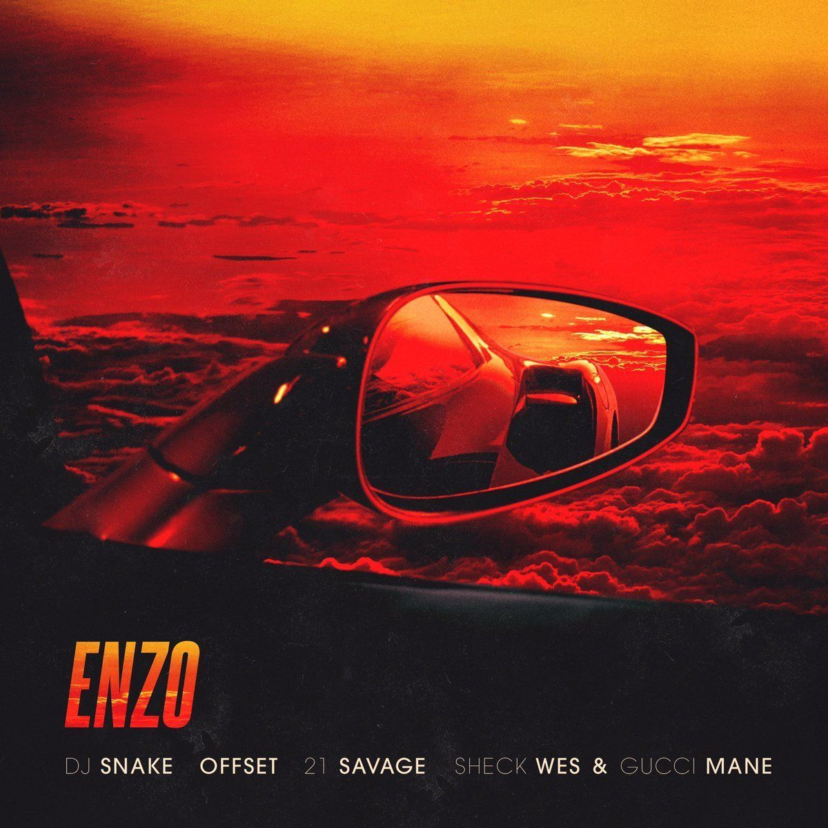 DOWNLOAD MP3: DJ Snake - Enzo Ft  Offset, 21 Savage, Sheck Wes