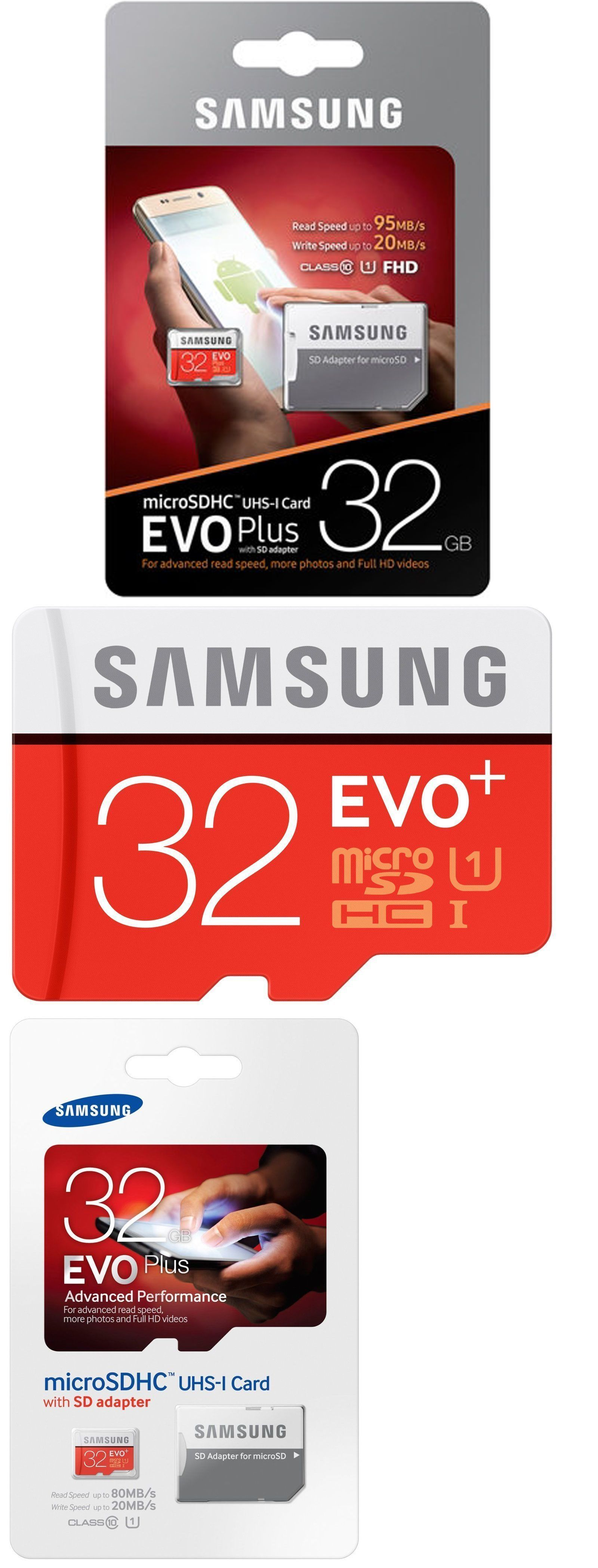 Memory Cards 96991 Samsung Evo Plus 32gb Microsd Micro Sdhc C10 Sandisk Sdsqunc 064g Gn6ma Ultra 80mb S 64gb Flash Card W Sd Adapter Fhd Buy It Now Only 125 On Ebay