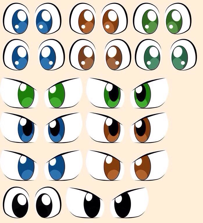 картинка маленькие глазки симпсоны встречаются миром