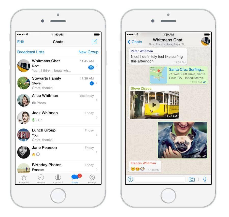 Latest Whatsapp Beta Mentions Hints At Enterprise App Instant Messenger App Enterprise