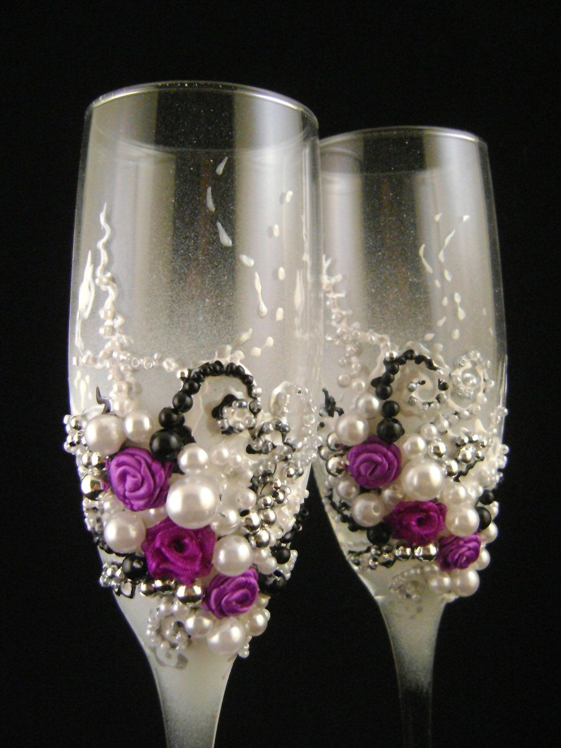 39++ Wedding champagne glasses decoration ideas in 2021
