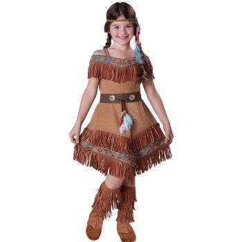 disfraces para ninos de indigenas