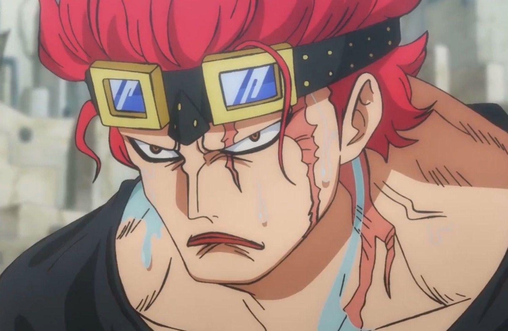 Eustass Captain Kid ❤️   One piece comic, One piece meme, One piece anime