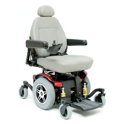 Pride Jazzy 614 Pride Indoor Outdoor Power Wheelchairs Powered