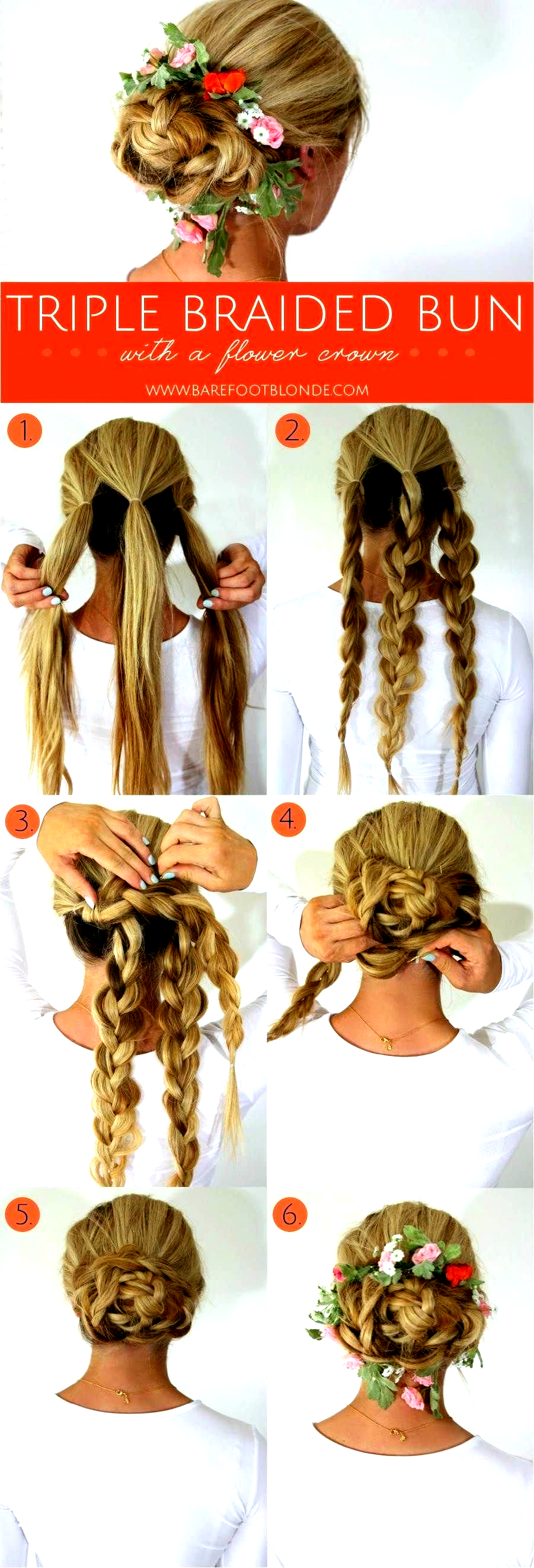 Half Up Hairstyles For Short Hair For Prom 96