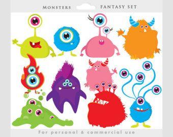 Resultado de imagen para imagenes de monstruos para imprimir