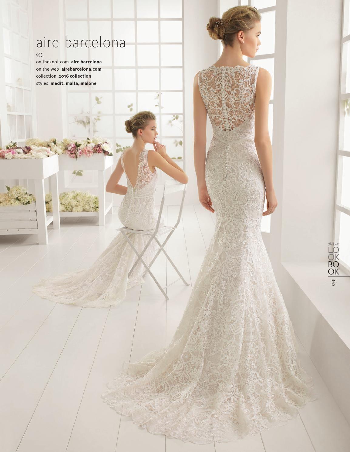 The Knot Spring 2016 Wedding dresses, Ceremony dresses
