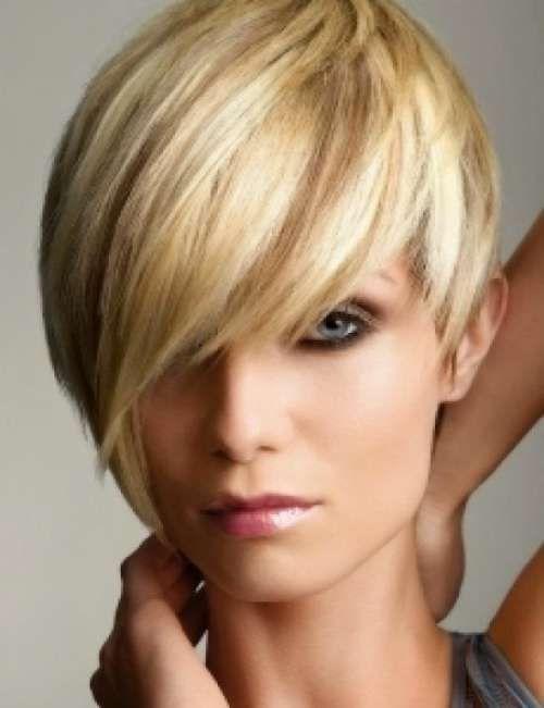 de cortes de pelo corto para mujer otoo invierno