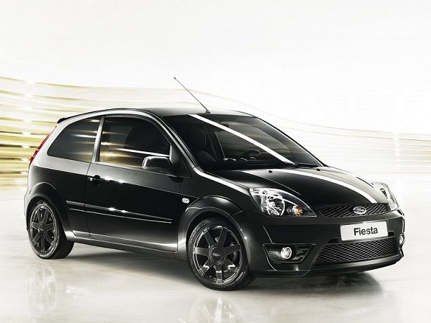 Ford Fiesta Black Magic 2007 With Images Ford Fiesta