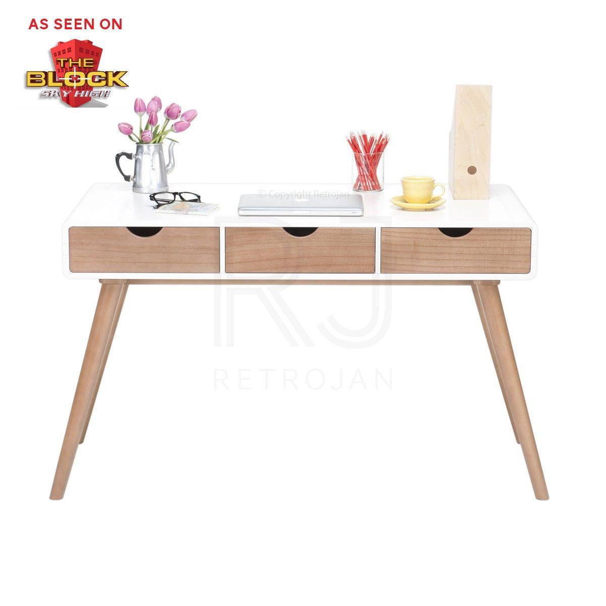 office desk buy. Designer Living Room Furniture Online In Austalia - Retrojan Office Desk Buy