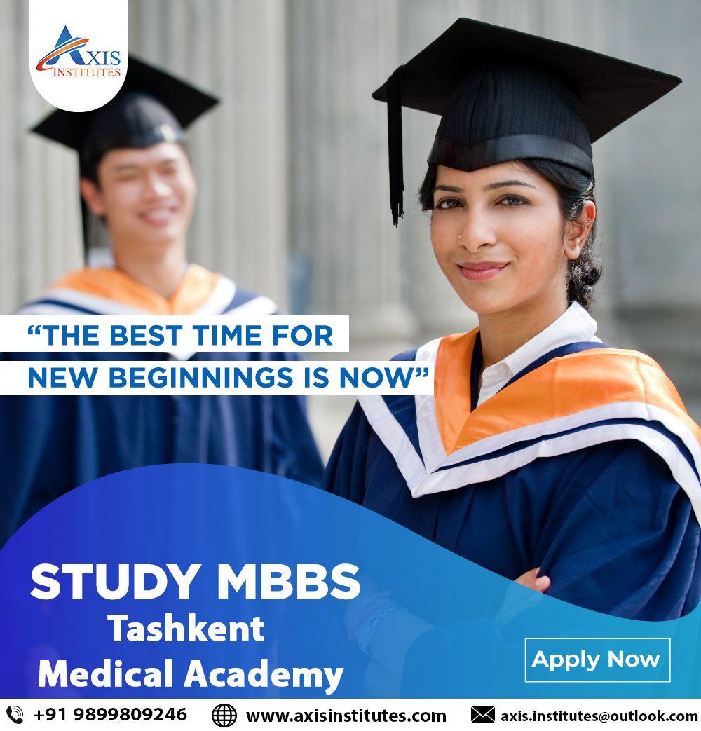 Axis Institutes Tashkent Medical Academy in 2020