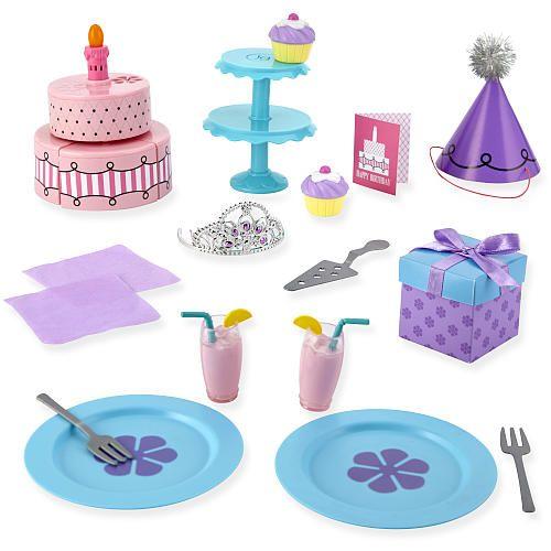 Journey Girls Birthday Celebration Set Toys R Us Toys R Us