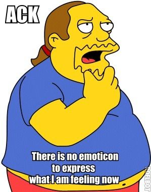 Jeff albertson a k a comic book guy from the simpsons why rofl all i can say is yolo the - Jeff albertson ...