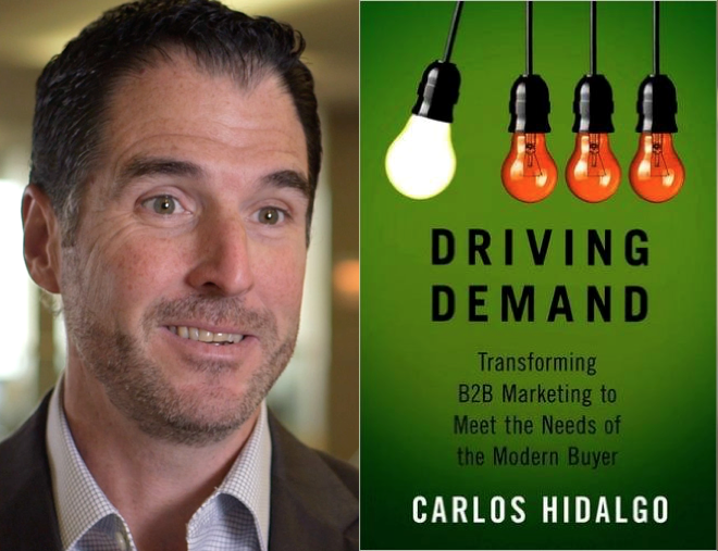 """The Marketing Book Podcast """"Driving Demand"""" by Carlos"""