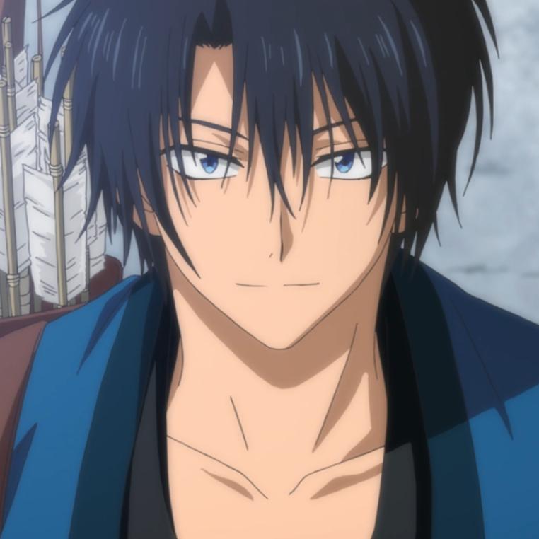 Top 6 Anime Characters : Hak best anime akatsuki and dawn ideas